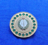 AUXILIARY TERRITORIAL SERVICE ( ATS ) BROACH / BROOCH (GGS)